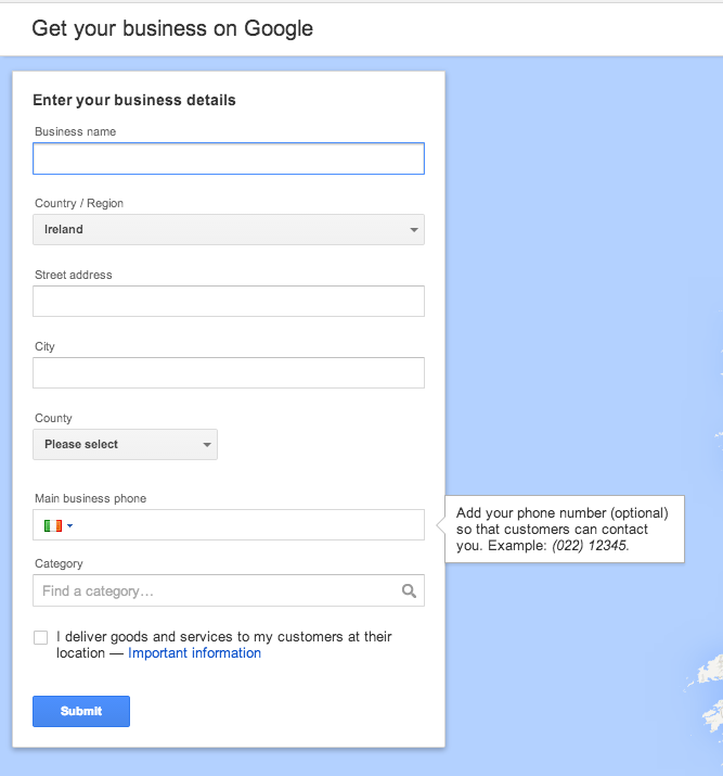 international search engine optimisation
